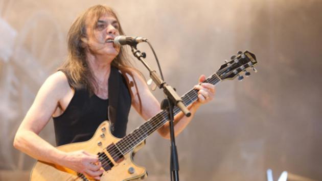 Falleció Malcolm Young, icono del rock y fundador de AC/DC