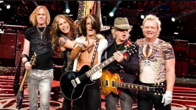 Aerosmith está grabando nuevo tema, pero no lanzará ningún disco