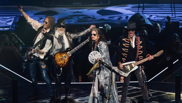 Aerosmith anuncia fechas de su tour 2020