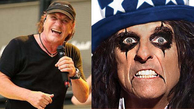¿Alice Cooper presidente? Promete hacer que Brian Johnson regrese a AC/DC [VIDEO]