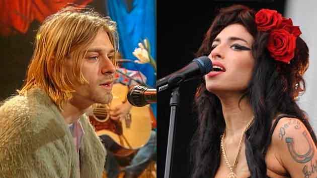 Amy Winehouse y Nirvana cantan otra vez gracias a la Inteligencia Artificial