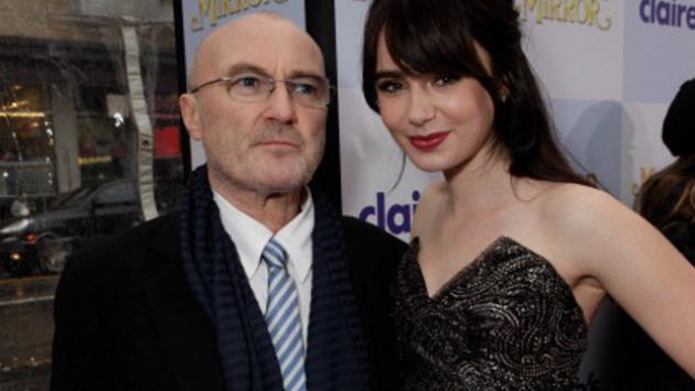 Así Luce La Famosa Hija De Phil Collins A Sus 28 Años Fotos Radio Oasis