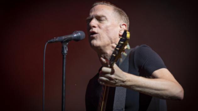 Bryan Adams lamenta el fallecimiento del músico Phil Western [FOTOS]