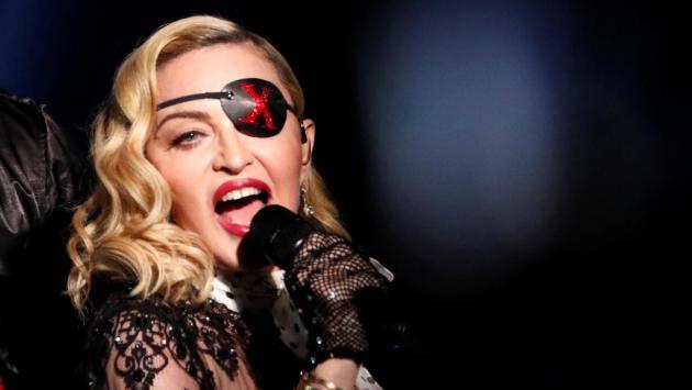 Censuran a Madonna por hablar sobre la cura del COVID-19