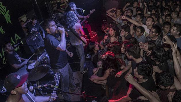 Diazepunk celebra los 15 años del disco 'Bajo en serotonina'
