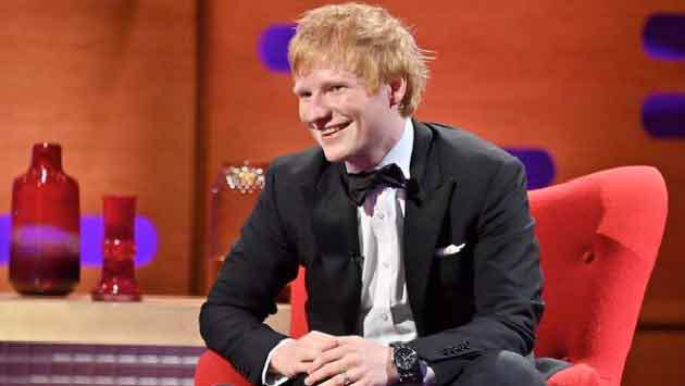 Ed Sheeran dio positivo a coronavirus y dará conciertos desde su casa