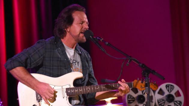 Eddie Vedder versionó canción de Bob Dylan [VIDEO]