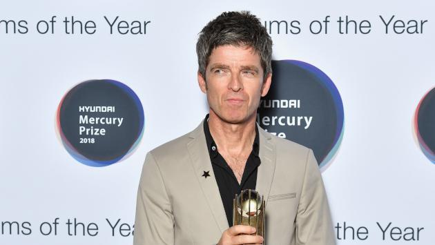 Noel Gallagher se presentará en The Best FIFA Football Awards 2018