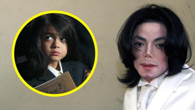 El hijo menor de Michael Jackson ya creció y es muy parecido a él