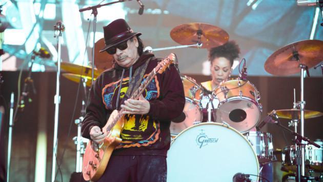 El recuerdo favorito de Carlos Santana de Woodstock 69