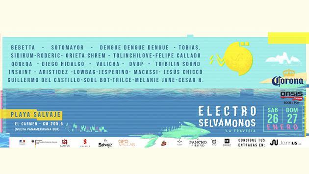 Electro Selvámonos 2019: Conoce todas las actividades del festival