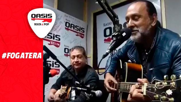 En exclusiva: RIO lanza su nueva canción, 'Amores Que Acaban', en Radio Oasis [VIDEO]