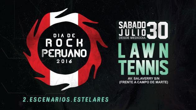 ¡Oasis te lleva al Festival Día del Rock Peruano!