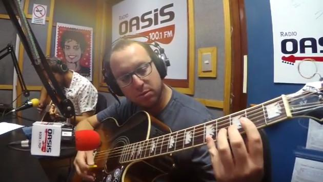 #Fogatera: El Marshall y Piccini interpretaron el tema 'What's Up' de 4 Non Blondes [VIDEO]