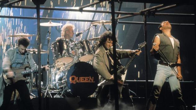 Revive el espectacular tributo que Elton John y Axl Rose rindieron a Freddie Mercury [VIDEO]