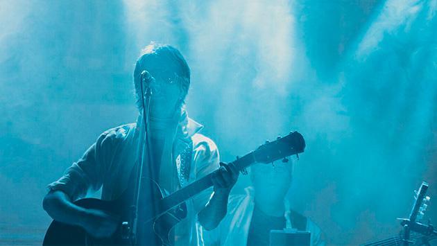 Giorgio y Los Invisibles lanza EP grabado en vivo [VIDEO]