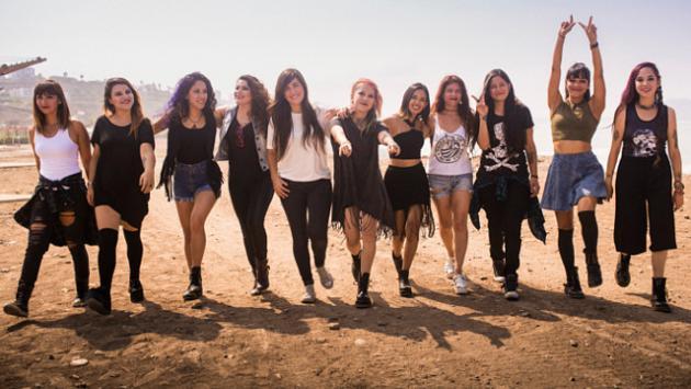 'Girls Of Rock 6': Bandas de rock femenino brillarán nuevamente en el escenario
