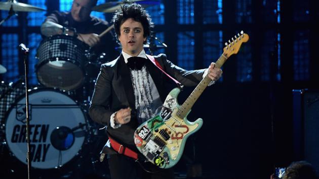 Green Day arrancó gira mundial con nuevos temas, clásicos y covers de The Beatles y Rolling Stones [VIDEOS]