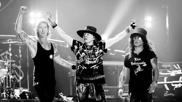 Guns N' Roses: cover de 'Sweet child O' mine' protagoniza tráiler de serie de ficción
