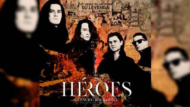 Héroes del Silencio estrenan documental en Netflix