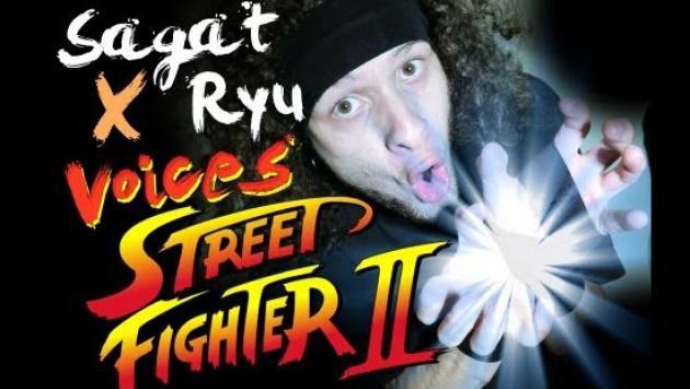 Imita los sonidos de 'Street Fighter' y se convierte en viral