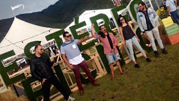 ¡'Kanaku y el tigre' fue la banda revelación del prestigioso festival Estereo Picnic en Colombia! [FOTOS]