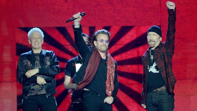 U2 regresa Madrid después de 13 años
