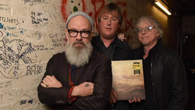 La banda R.E.M. es nominada al Salón de la Fama de Compositores
