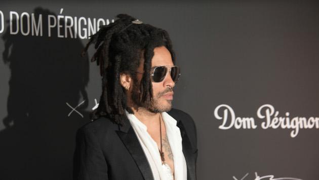 Lenny Kravitz le rinde tributo al cantante Ric Ocasek en las redes sociales