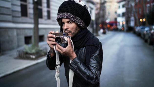 Lenny Kravitz y Leica lanzan una cámara de edición especial