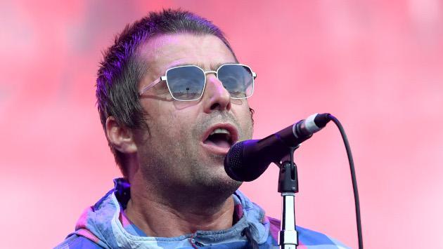 Liam Gallagher presenta su nuevo álbum 'Why me? Why not'