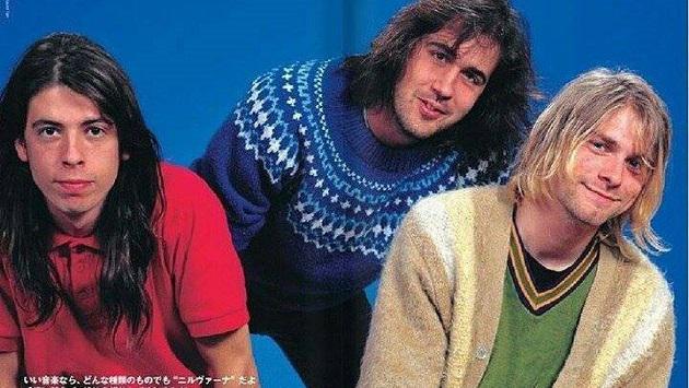 Resultado de imagen de Nirvana,