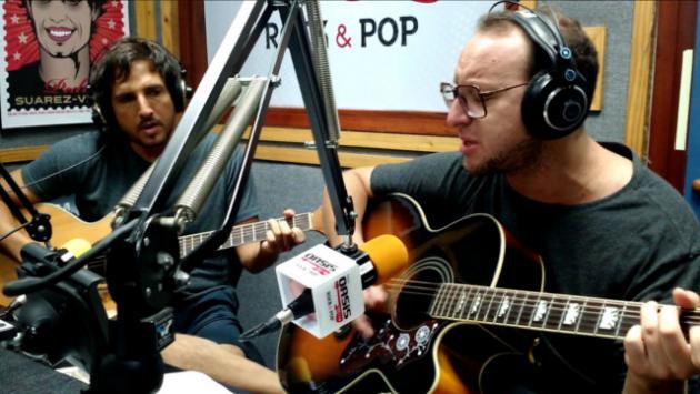 Fogatera a pedido del público: 'Californication' de Red Hot Chili Peppers
