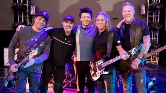 Metallica interpretó 'One' con el pianista Lang Lang en Pekín [VIDEO]