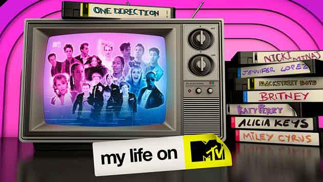 'My Life on MTV': estrenan documental con grandes artistas del Rock & Pop