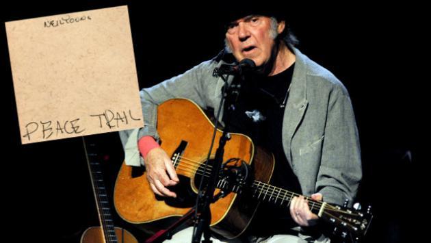 ¡Neil Young anuncia nuevo disco! Aquí todo lo que sabemos de 'Peace Trail'