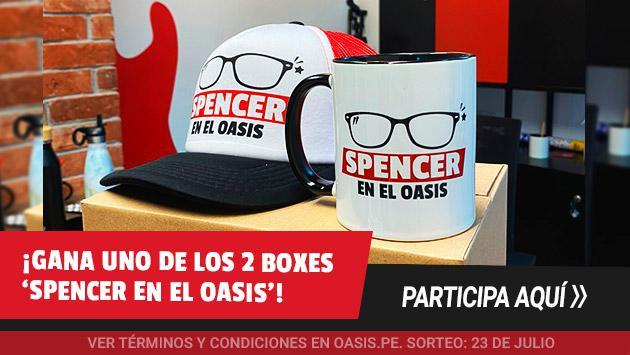 ¡Ganadores de un 'Box Spencer en el Oasis'!