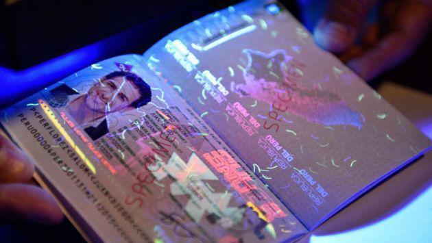 ¡Pasaportes electrónicos serán emitidos en el Callao!