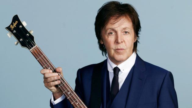 ¡Paul McCartney alista nuevo disco!