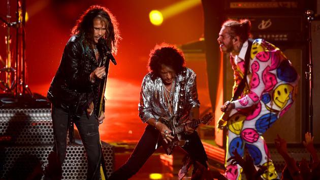 Aerosmith tocará en festival con Post Malone