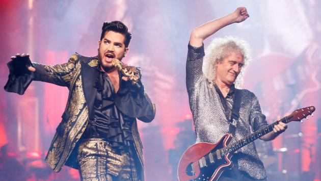 Queen y Adam Lambert dan inicio a su gira 'The Rhapsody Tour'