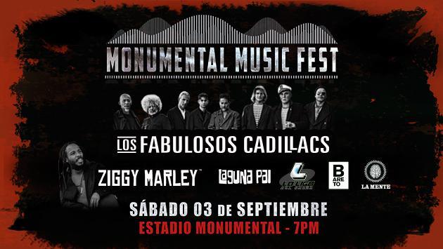 Radio Oasis te lleva al Monumental Music Fest