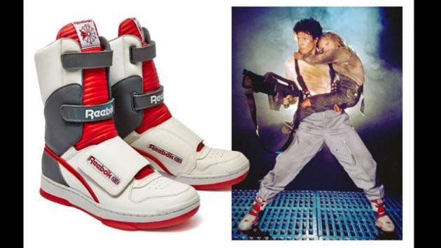 Alien: Reebok lanza las zapatillas de Ripley HobbyConsolas