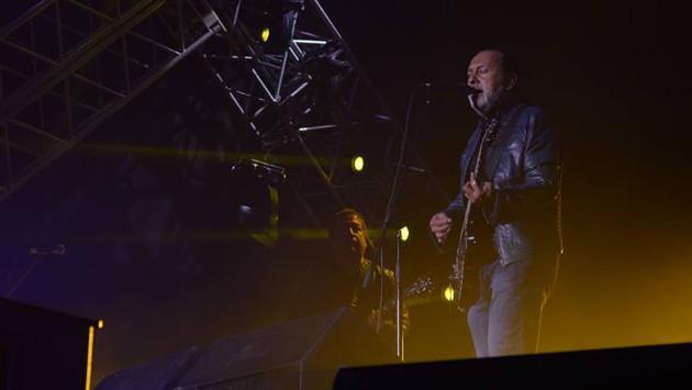 Rio compartió imágenes de su concierto en Vivo x el Rock [FOTOS]