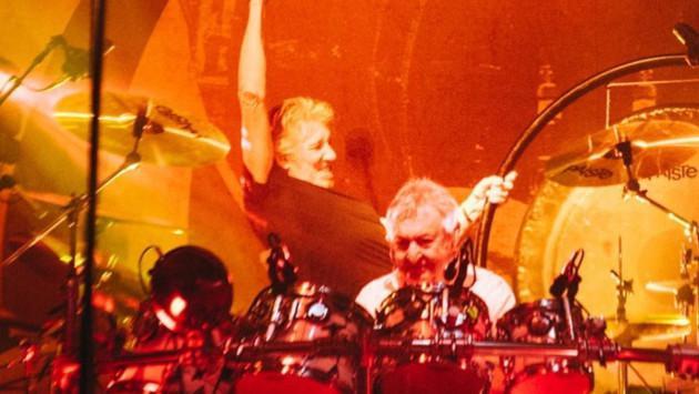 Roger Waters y Nick Mason volvieron a tocar juntos en Nueva York [VIDEO]