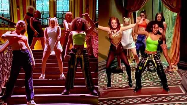 Se cumplen 25 años de 'Wannabe' y así lo celebran las Spice Girls