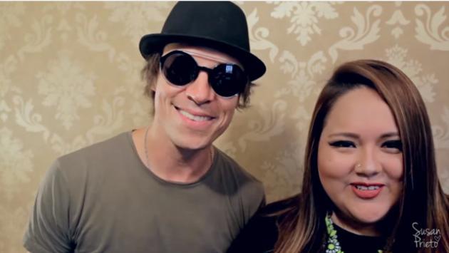 Susan Prieto y Salim Vera en divertido mashup con temas de Libido [VIDEO]