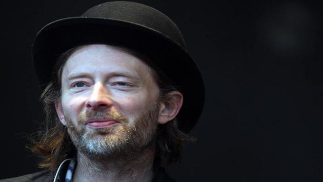Vocalista de Radiohead estrenó canción como solista