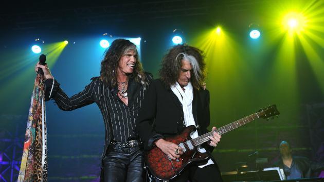 Mira la vez que Aerosmith y Slash interpretaron 'Dream on'