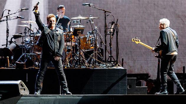 U2 ofrecerá un show durante los Grammy 2018